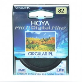 HOYA 82MM PRO1 DIGITAL SLIM CPL FILTER